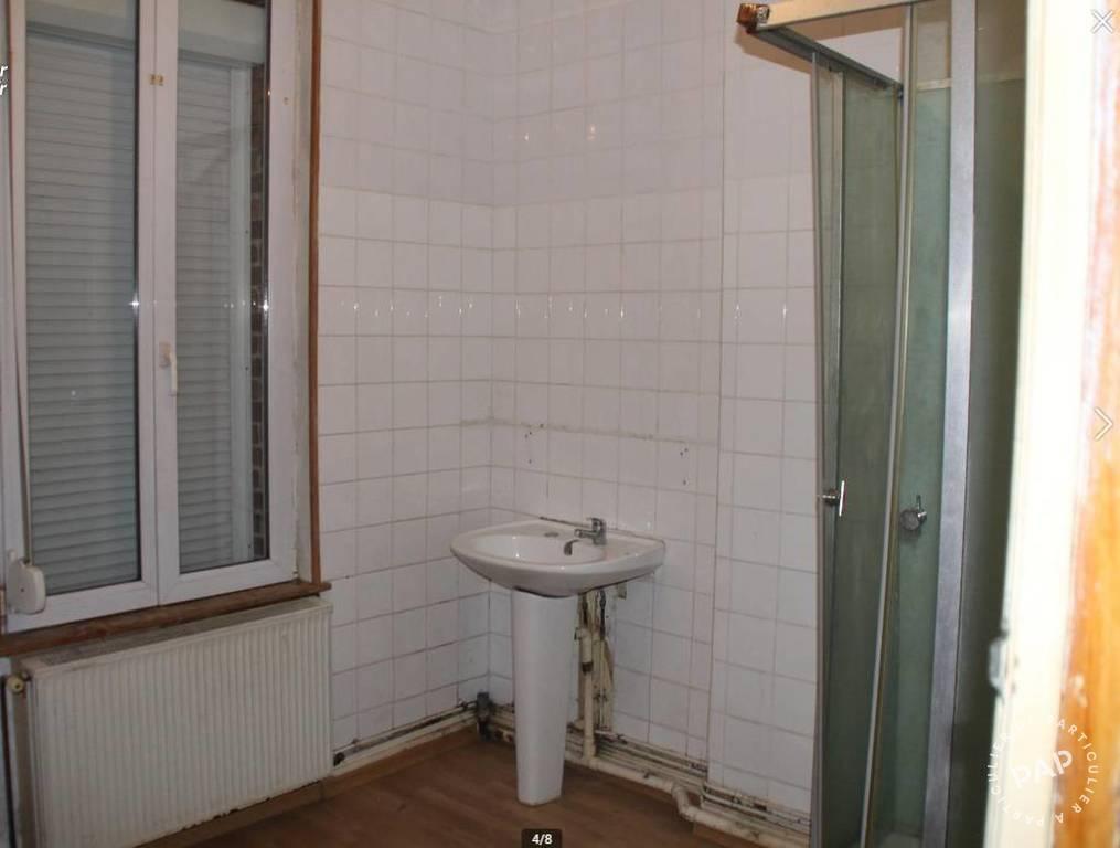 Vente immobilier 53.600€ Hirson (02500)