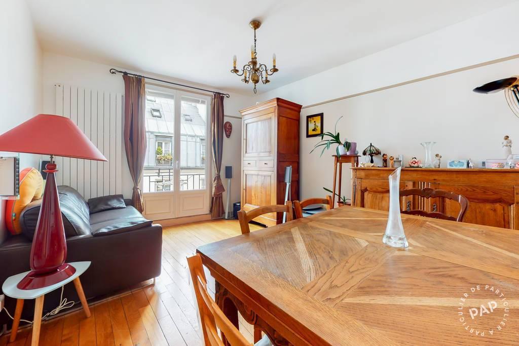 Vente immobilier 825.000€ Paris 9E (75009)