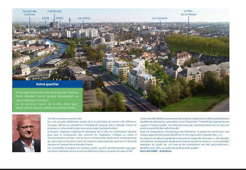 Appartement Amiens (80000) 190.000€