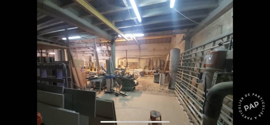 Local d'activité Aulnay-Sur-Mauldre (78126) 500€