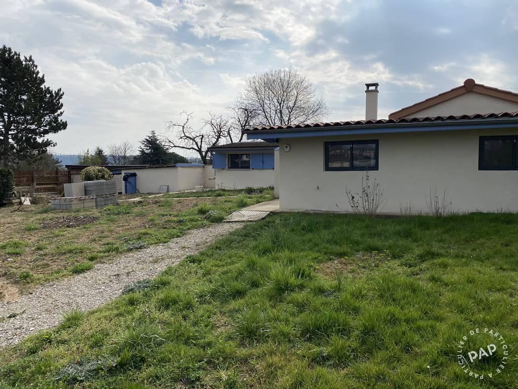 Terrain Albigny-Sur-Saône (69250) 607.500€