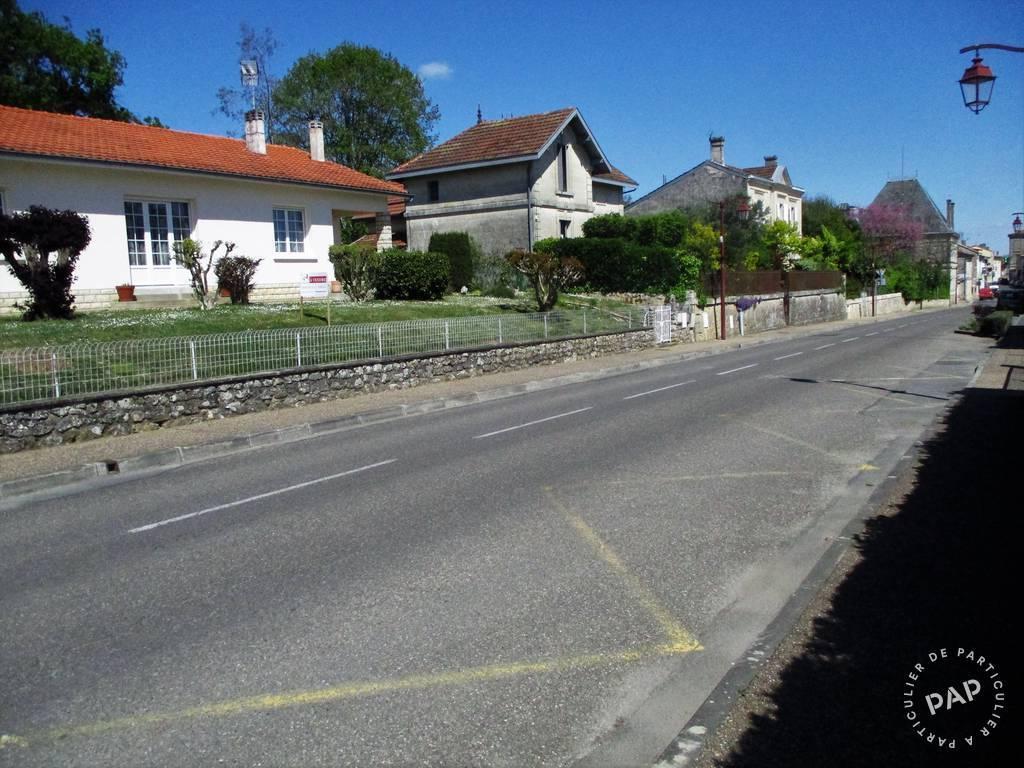 Maison Et 2 Terrains - Lussac (33570) 320.000€