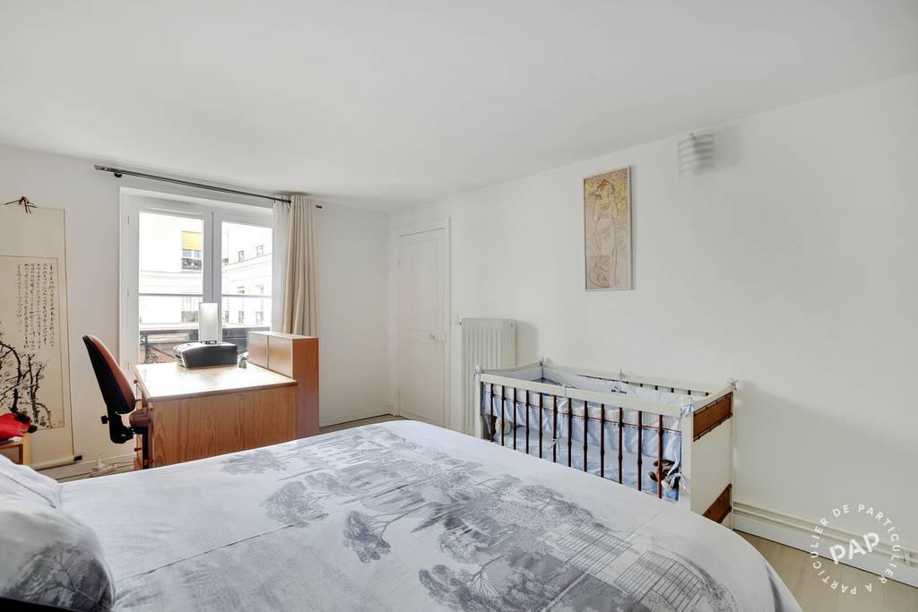 Appartement 910.000€ 89m² Paris 10E (75010)