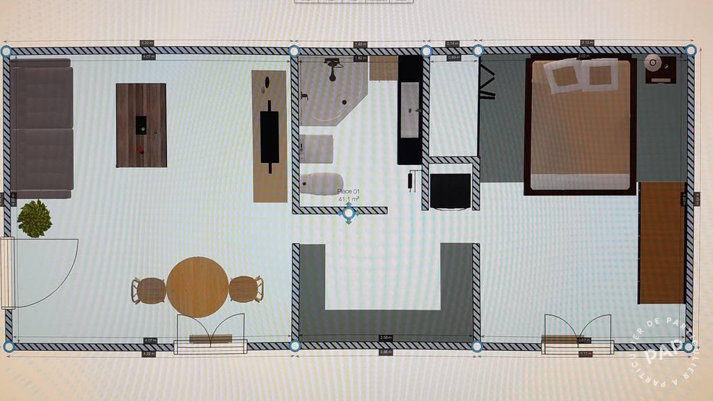 Appartement 135.000€ 39m² Salon-De-Provence (13300)