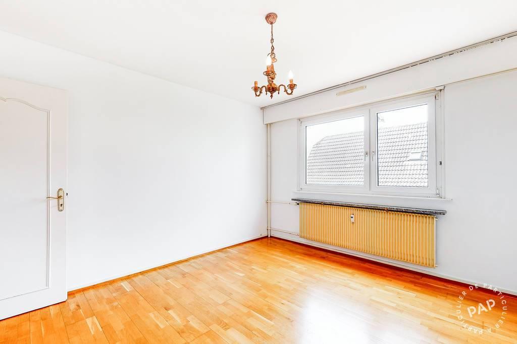 Appartement 242.000€ 105m² Strasbourg (67100)