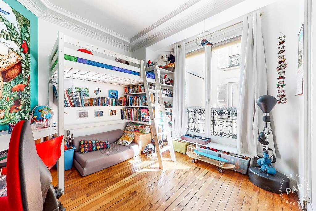 Immobilier Paris 14E (75014) 790.000€ 69m²