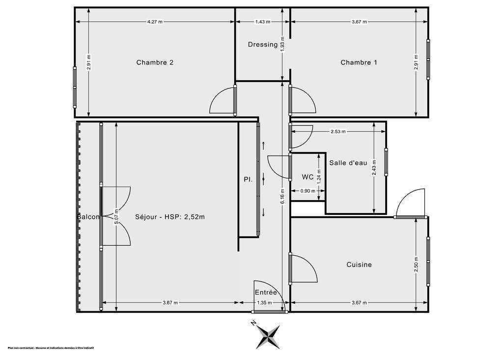 Immobilier Morangis (91420) 249.900€ 68m²