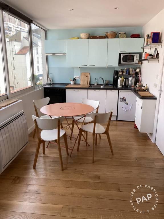 Immobilier Paris 19E (75019) 450.000€ 38m²