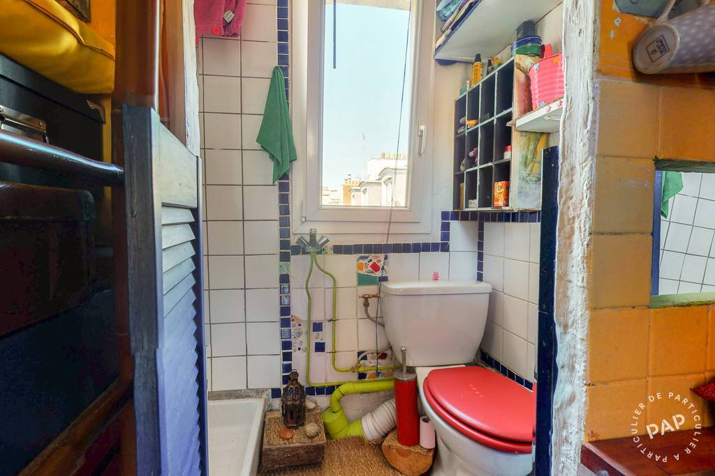 Immobilier Paris 18E (75018) 170.000€ 13m²