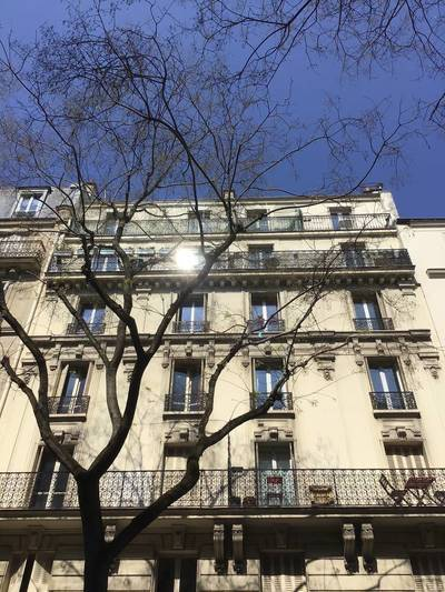 + Balcon 5M2   75012 Paris