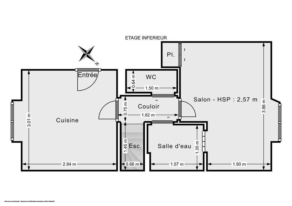 Vente Appartement Paris 13E (75013) 34m² 440.000€