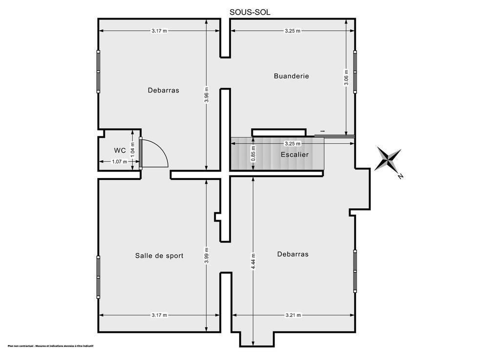 Vente Maison Saint-Prix (95390) 110m² 480.000€