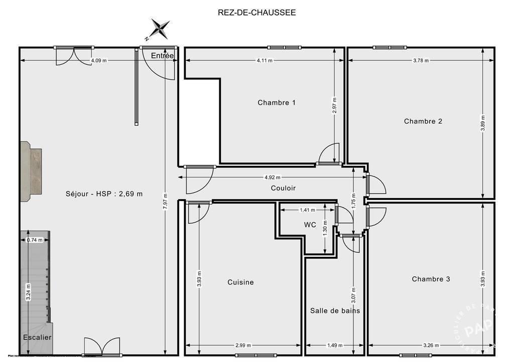 Vente Maison Méru (60110)