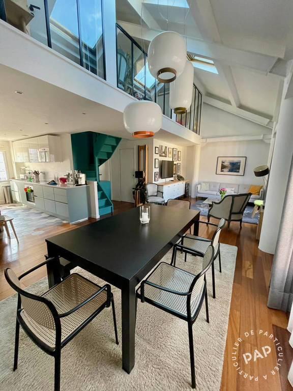 Vente appartement 4 pièces Suresnes (92150)