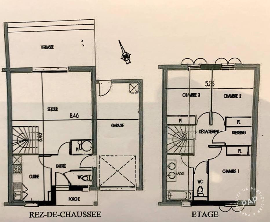 Vente maison 4 pièces Chauray (79180)