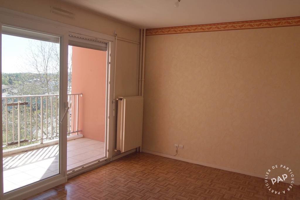 Vente appartement 3 pièces Le Creusot (71200)