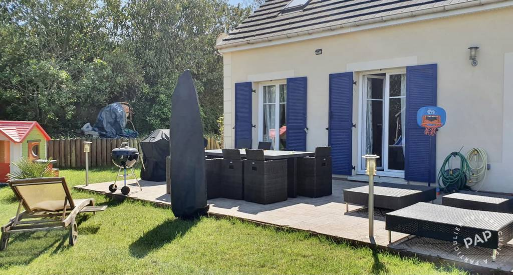 Vente maison 5 pièces Villecresnes (94440)