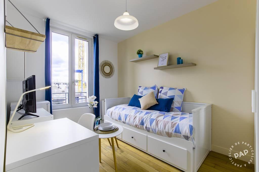 Location appartement studio Noisy-le-Sec (93130)