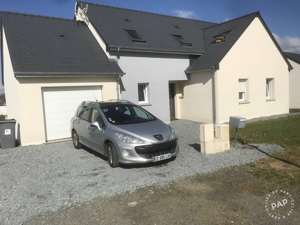 Vente maison 5 pièces Bouessay (53290)