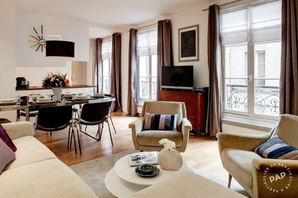 Vente appartement 4 pièces Paris 3e