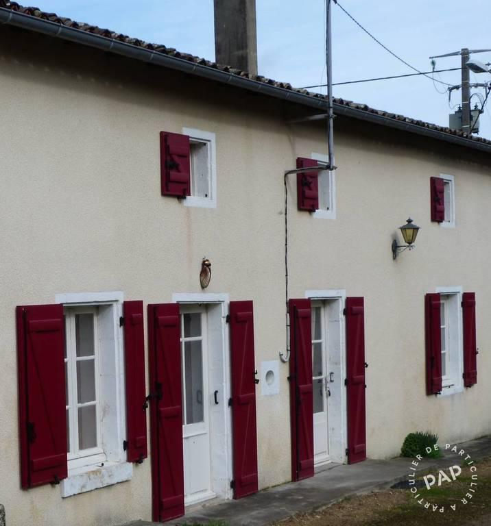 Vente maison 5 pièces Beauvoir-sur-Niort (79360)