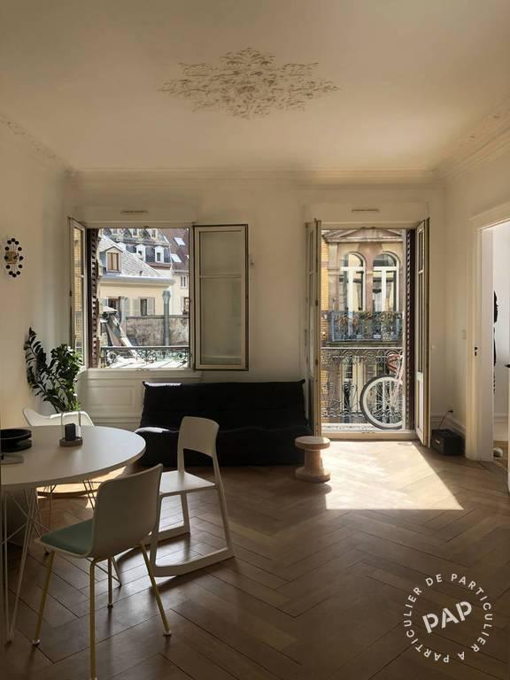 Vente appartement 2 pièces Strasbourg (67)
