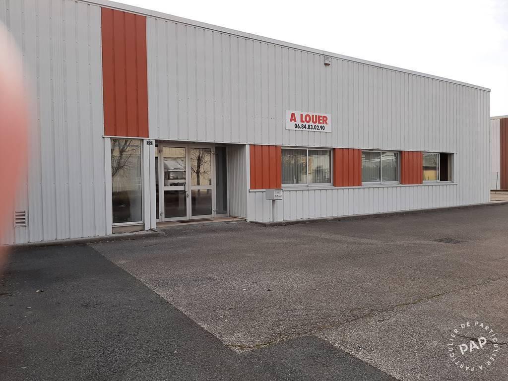 Vente et location Local commercial Oyonnax (01100) 600m² 3.400€
