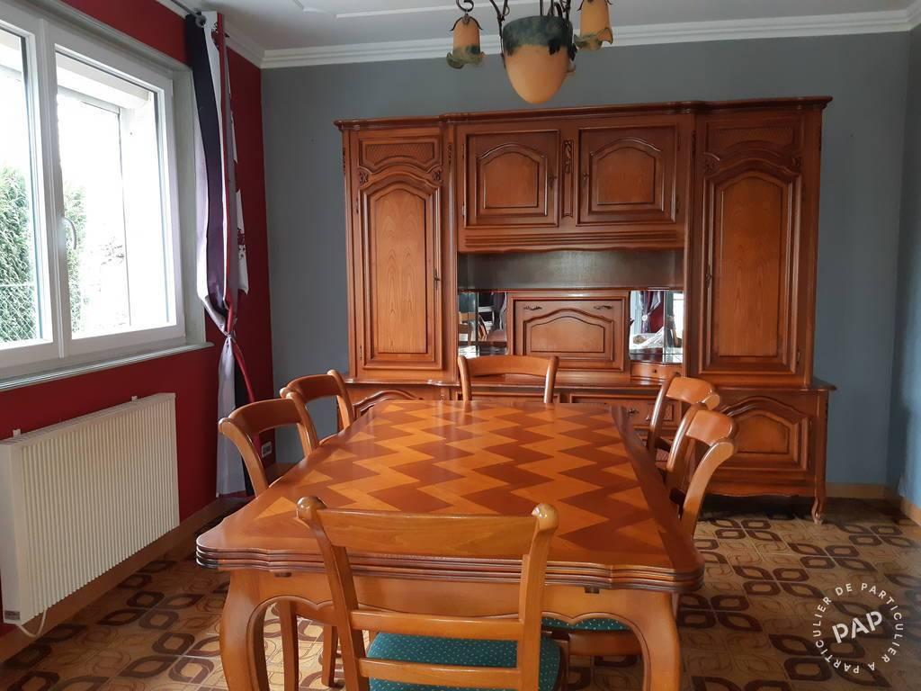Vente maison 7 pièces Vittel (88800)