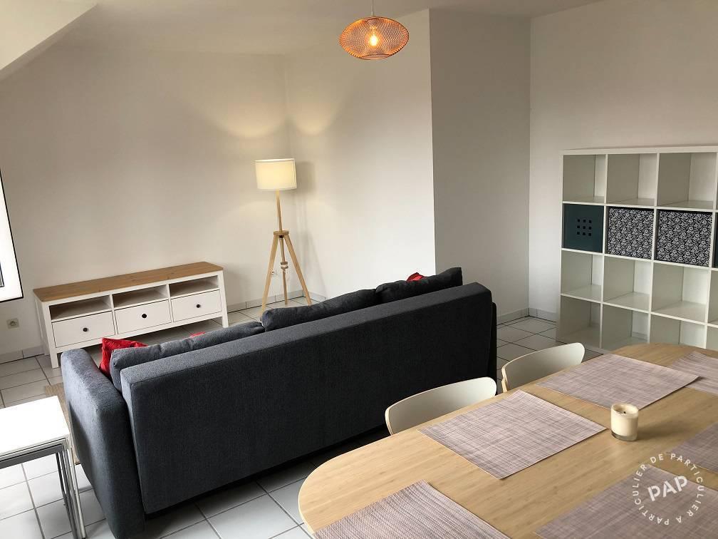 Location appartement 3 pièces Saint-Genis-Pouilly (01630)