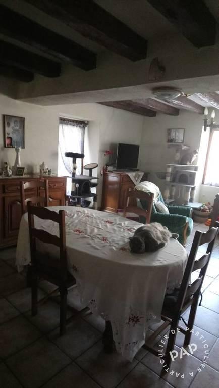 Vente maison 7 pièces Antogny-le-Tillac (37800)
