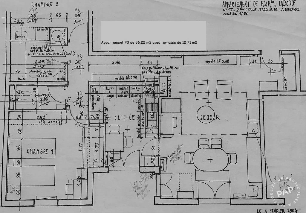 Vente Appartement Briançon (05100) 86m² 276.000€