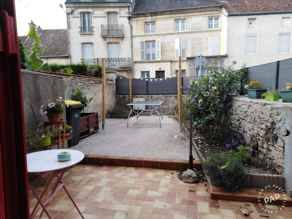 Vente Maison Châtillon-Sur-Seine (21400) 87m² 115.000€
