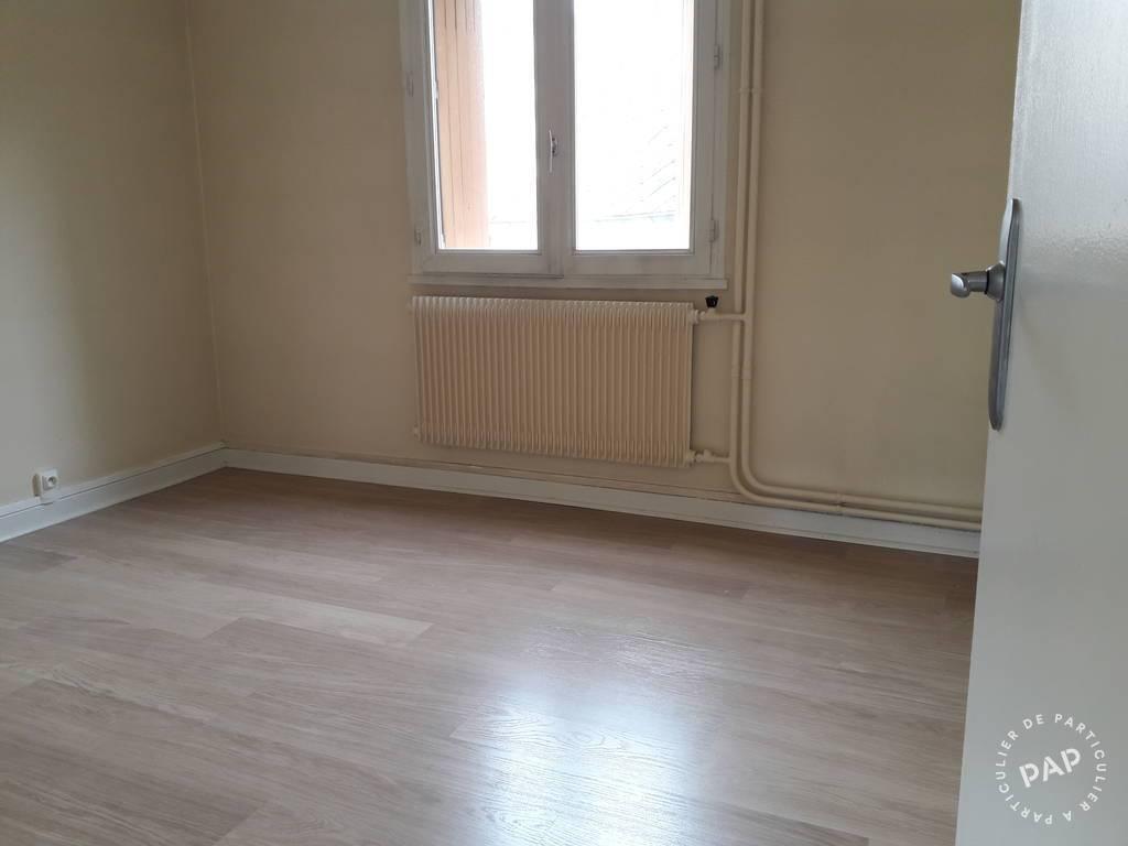 Vente Appartement Bourges (18000) 63m² 100.000€