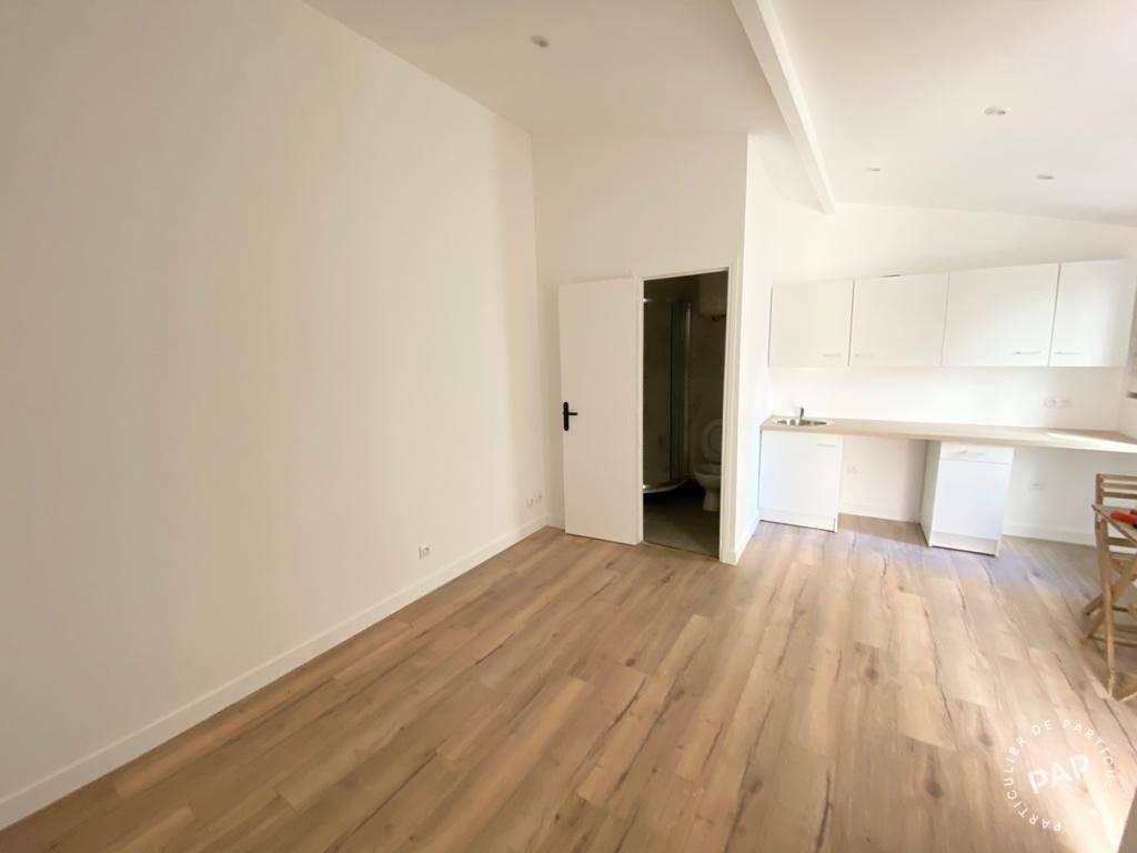 Vente maison studio Paris 11e