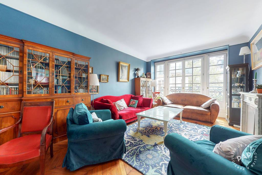 Vente Appartement Paris 17E (75017) 117m² 1.410.000€