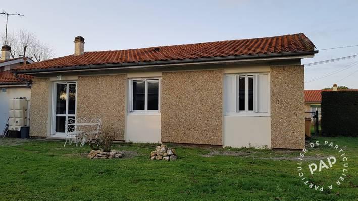 Location maison 3 pièces Saint-Seurin-sur-l'Isle (33660)