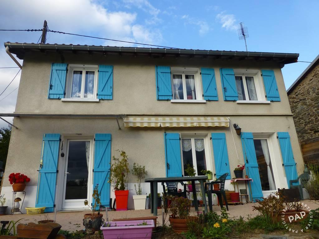 Vente maison 3 pièces Retournac (43130)