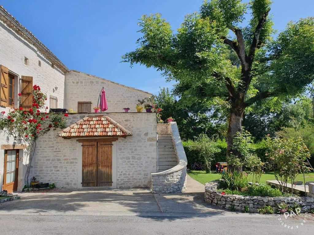Vente Maison Lascabanes (46800) 275m² 297.000€