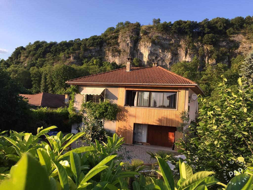 Vente maison 3 pièces Brégnier-Cordon (01300)