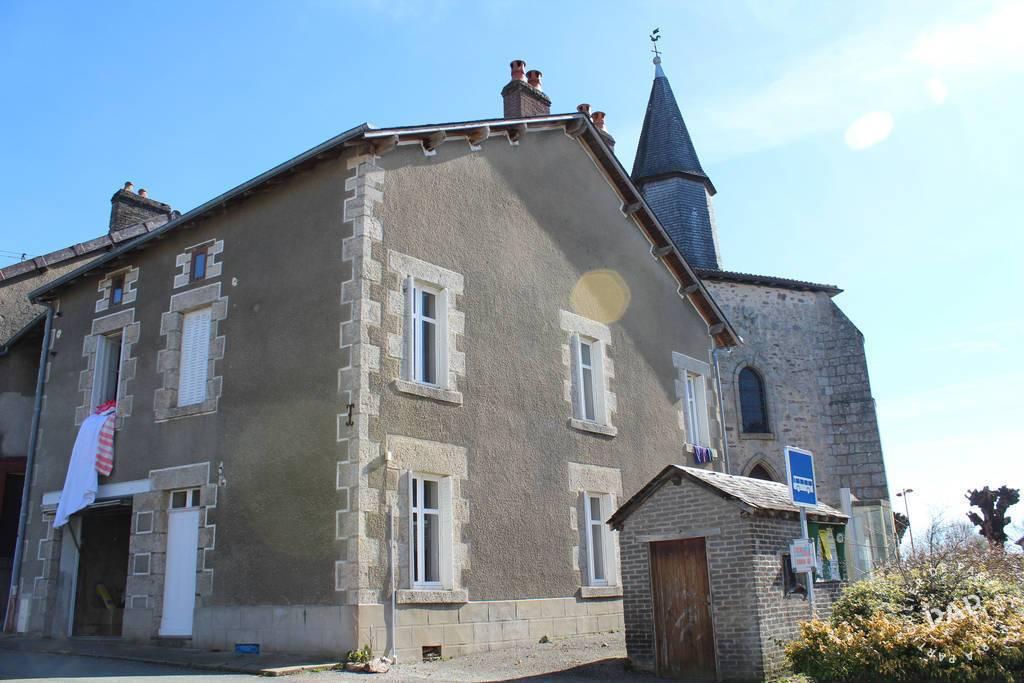 Vente maison 6 pièces Les Billanges (87340)
