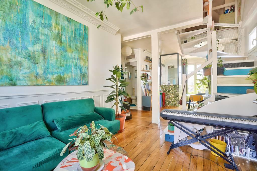 Vente Appartement Paris 13E (75013) 50m² 515.000€