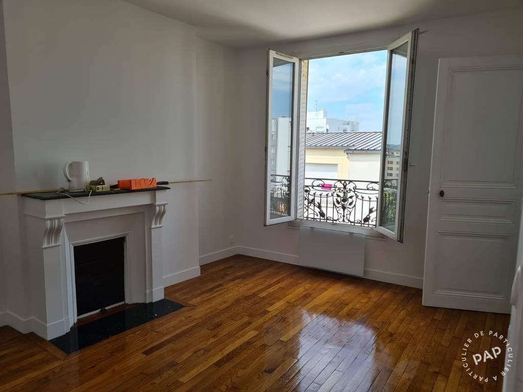 Location appartement 3 pièces Bondy (93140)