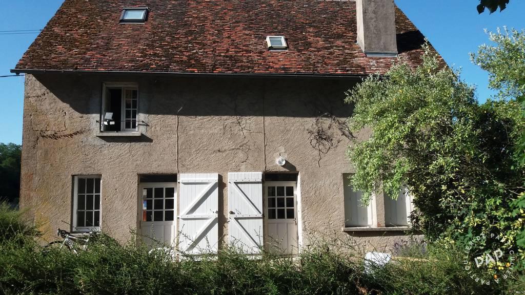 Location maison 7 pièces Saint-Lubin-en-Vergonnois (41190)