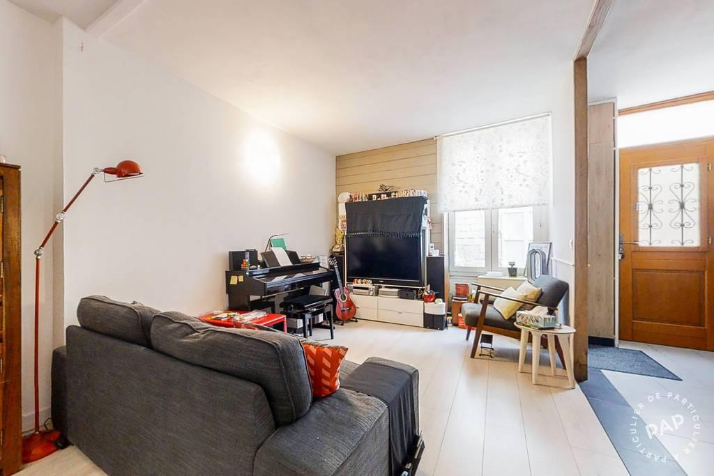 Vente Maison Pontoise 80m² 300.000€