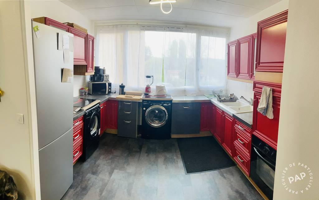 Vente Appartement Les Mureaux (78130) 82m² 170.000€