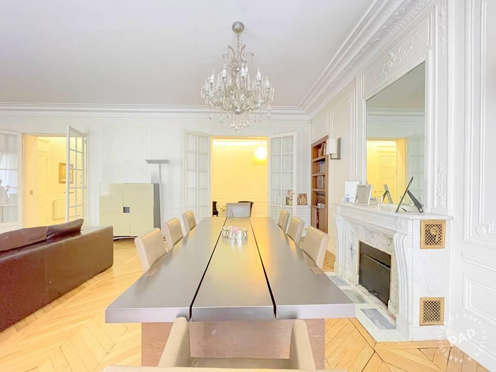 Vente Appartement Paris 16E (75116) 195m² 2.490.000€