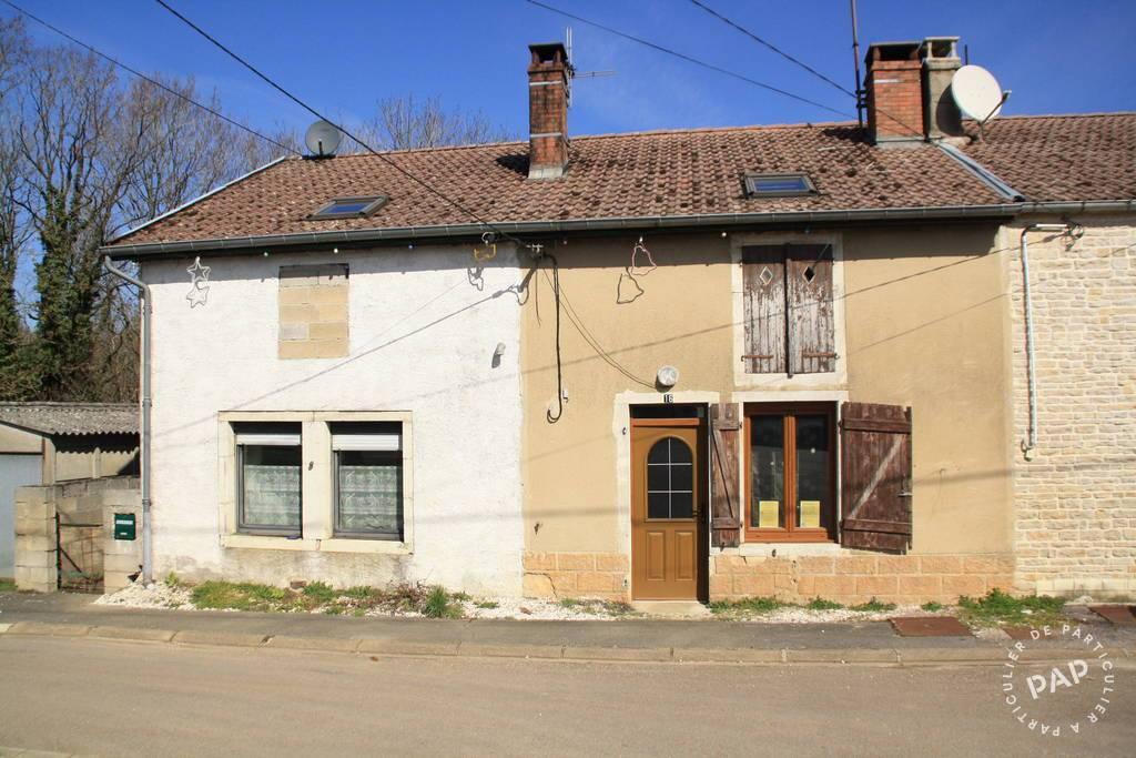 Vente maison 4 pièces Lanques-sur-Rognon (52800)