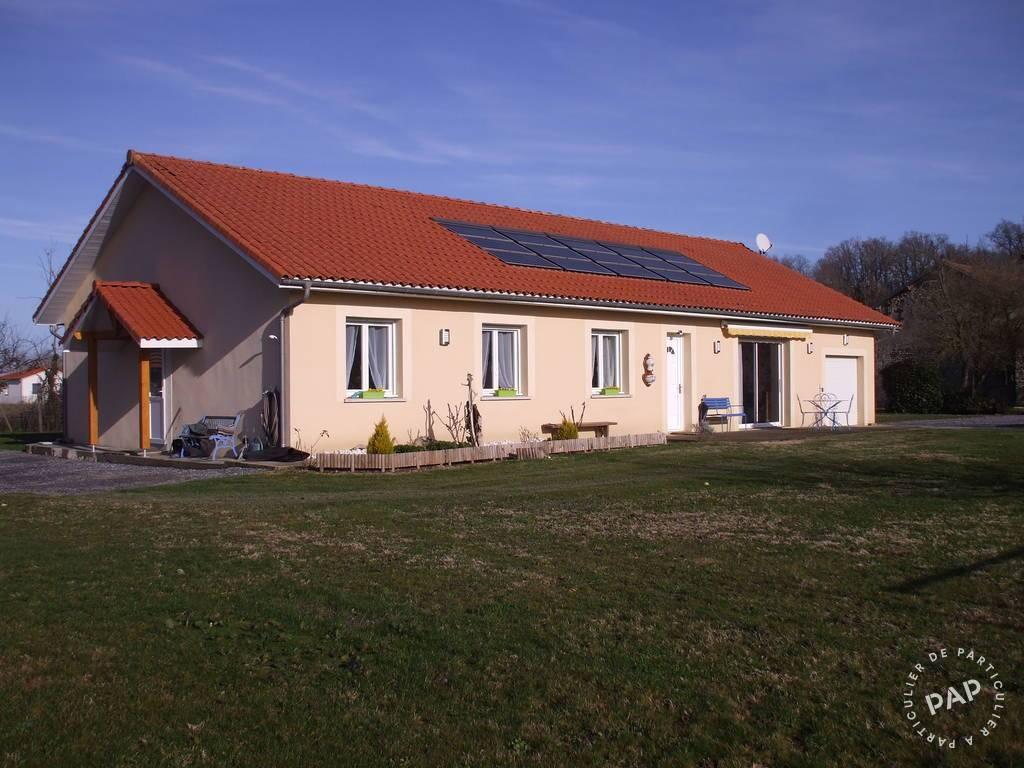 Vente maison 6 pièces Lafitole (65700)