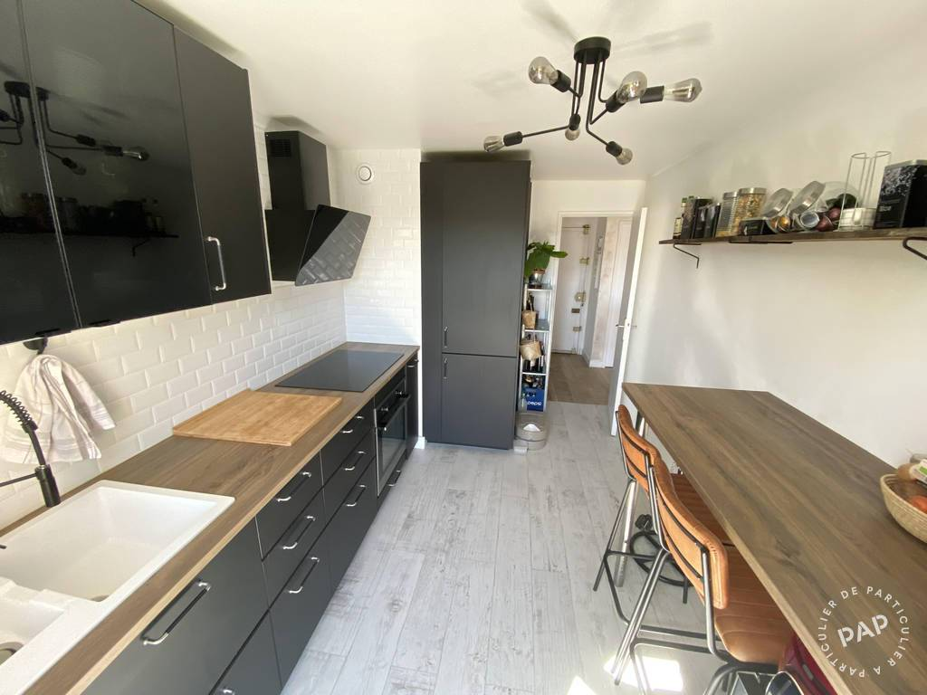 Vente Appartement Saint-Ouen (93400) 83m² 519.000€