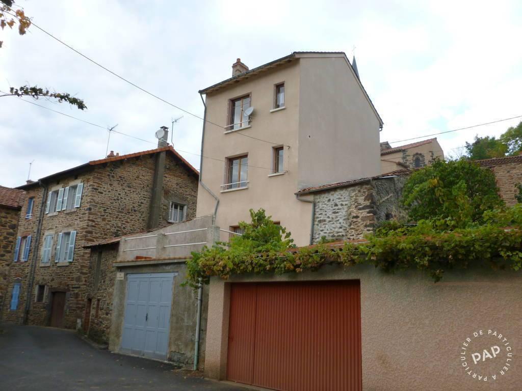 Vente maison 4 pièces Grenier-Montgon (43450)